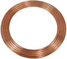 Copper Tube Metric Annealed 10 Metre Coil