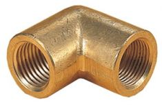 Inch OD Elbow Connector 340060