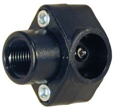 Wall Take off Tee Adaptor 20 - 25 OD x 1/2 BSP Outlet ML214